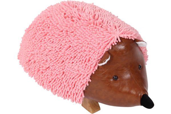 Kinder Sitzhocker Iringa pink