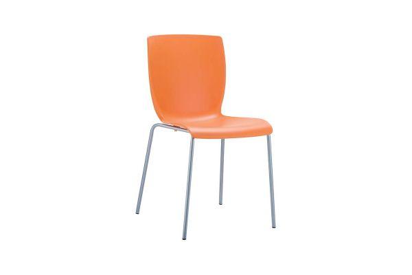 Stuhl MIO orange
